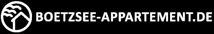 Boetzsee-appartment-logo